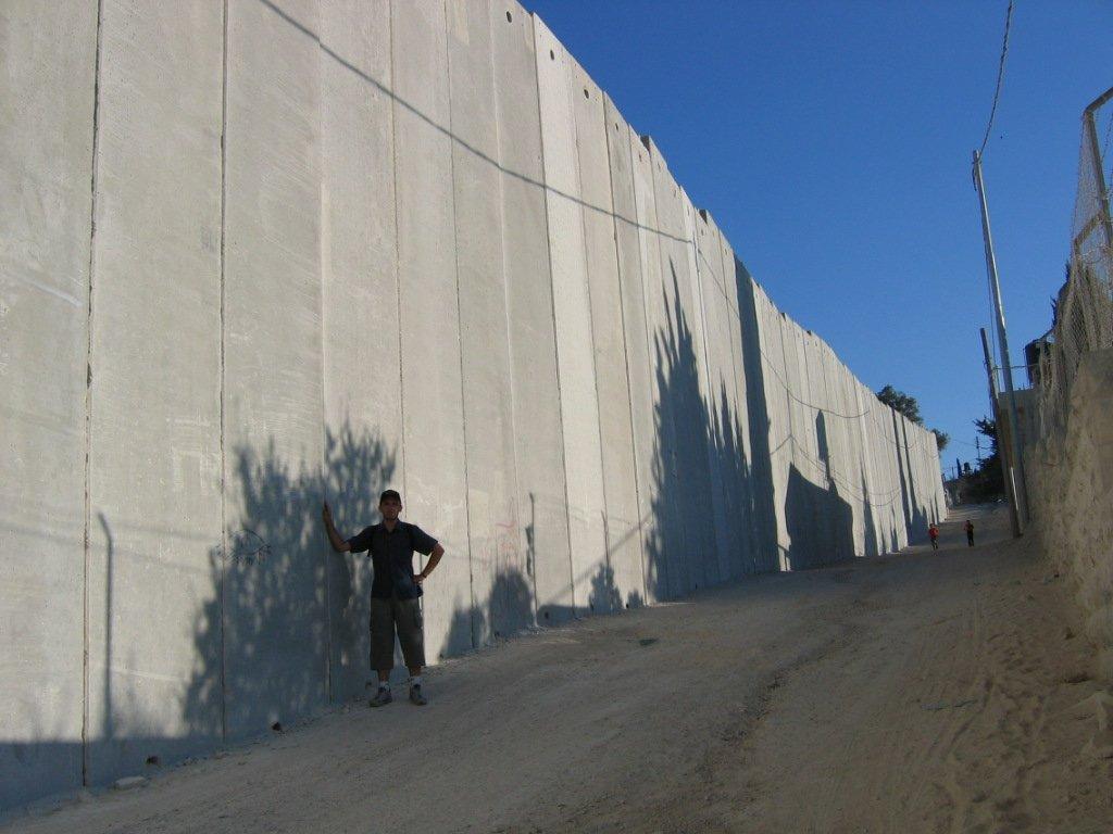 le mur !