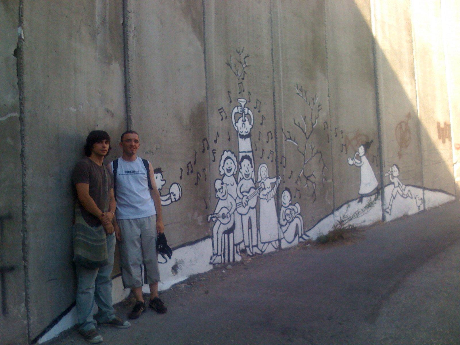le mur à bethléhem