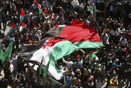 palestine unie